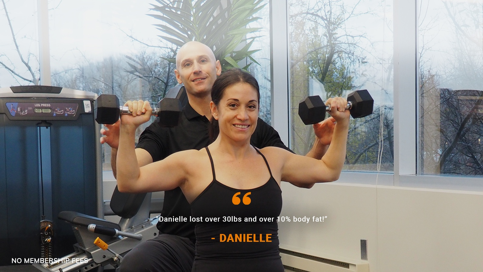 Personal Training Company Kanata ON